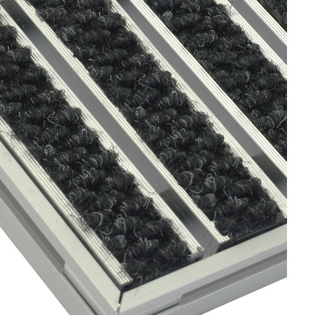 Mattensystem mit Nadelfilz